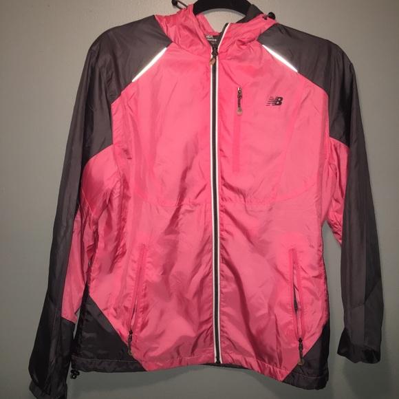 nowe niższe ceny różne style gładki New Balance Jacket Lined, Wind & Rain Resistant